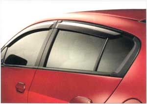 Door Visors