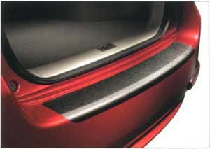 Rear Bumper Applique