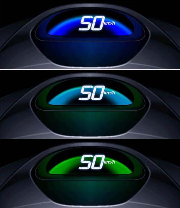 JDM Eco Drive Colors