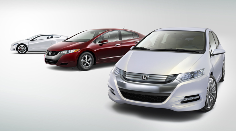 Insightman And His Honda Insight Hybrid Autos