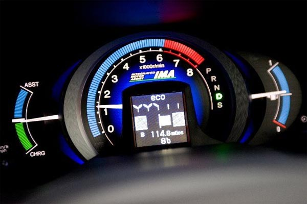 BMW Multi-Information Display