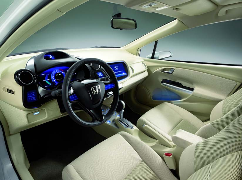 2010 Insight Concept Interior