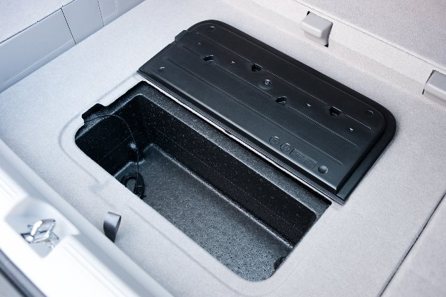 Euro-Spec Insight Rear Storage Bin