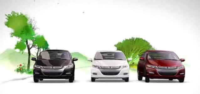 Official 2010 Honda Insight Website