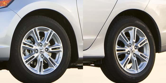 2010 Insight wheels