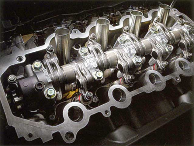 2010 Insight cylinder head