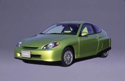 1999 Honda VV Hybrid Concept